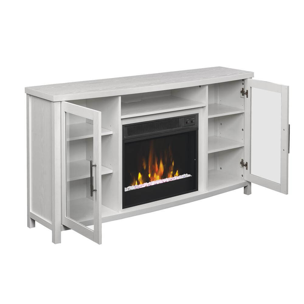 Benefits of Combining Electric Fireplace With TV Stand