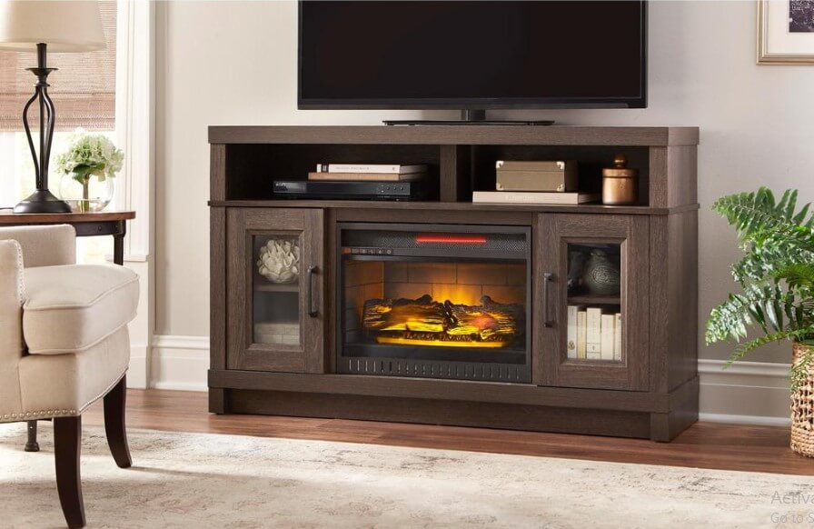 Top 10 Best Electric Fireplace Tv Stand Review Updated List 2020